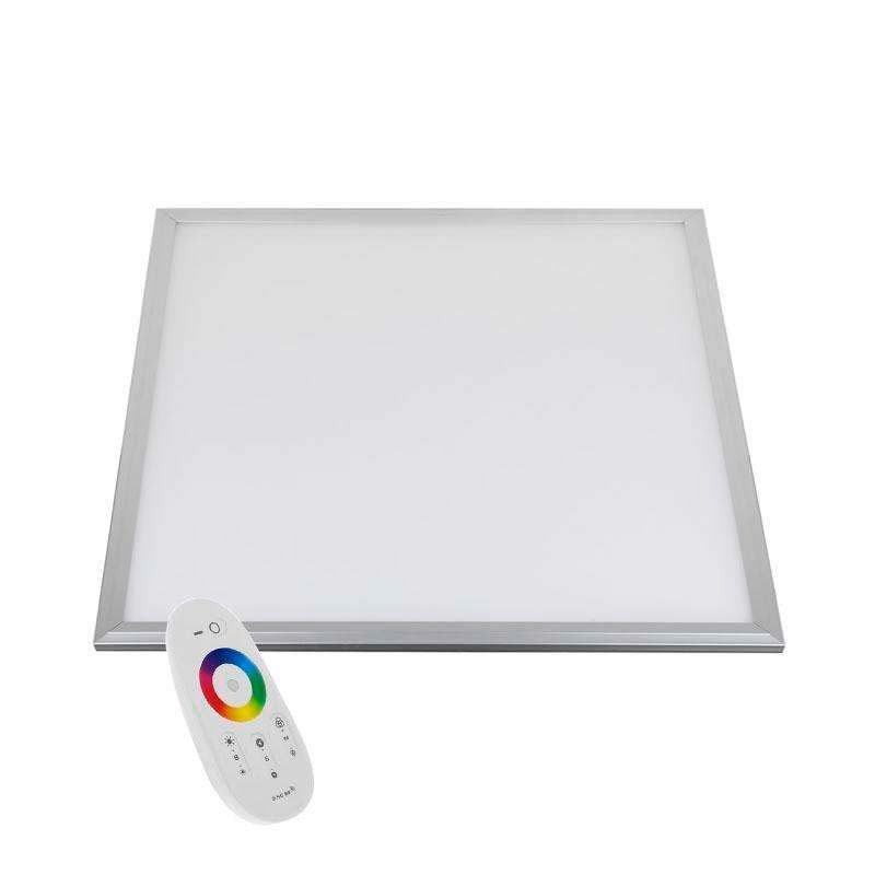 Panel LED 40W, RGB, RF, 60x60cm, RGB